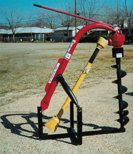 3 Point Adjustable Easy-Off  Pendulum Digger for Tractors AGM-XL44H