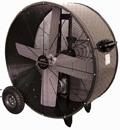 """Diamond Brite Heavy Duty Industrial Drum Fan; 36"""" - PHP-3612D"""