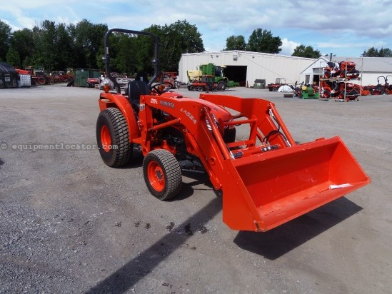2013 Kubota L3200HST Tractor For Sale At EquipmentLocator.com