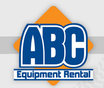 ABC equipment rental logo