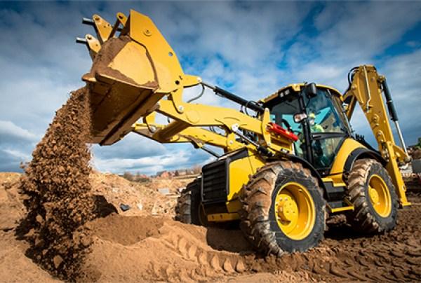 cat construction equipment rental