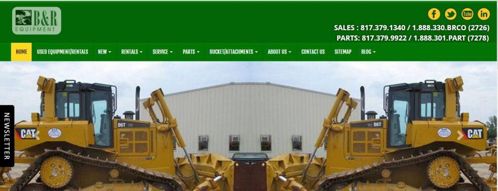 10 Construction Equipment Texas Rental Companies | Equipment