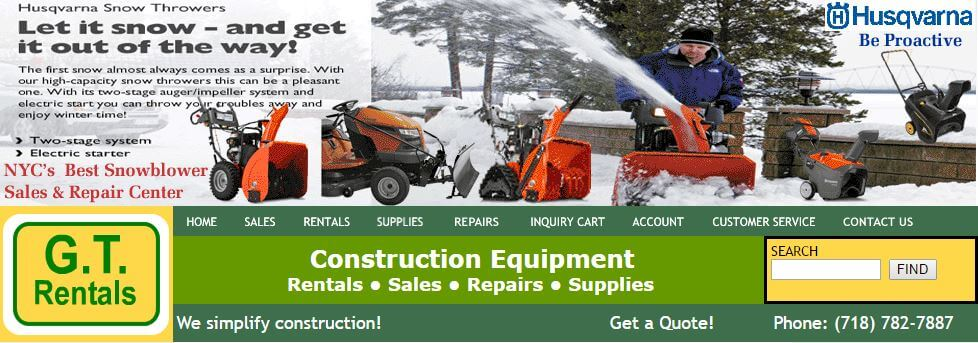 7 Heavy Equipment Rental Long Island Companies