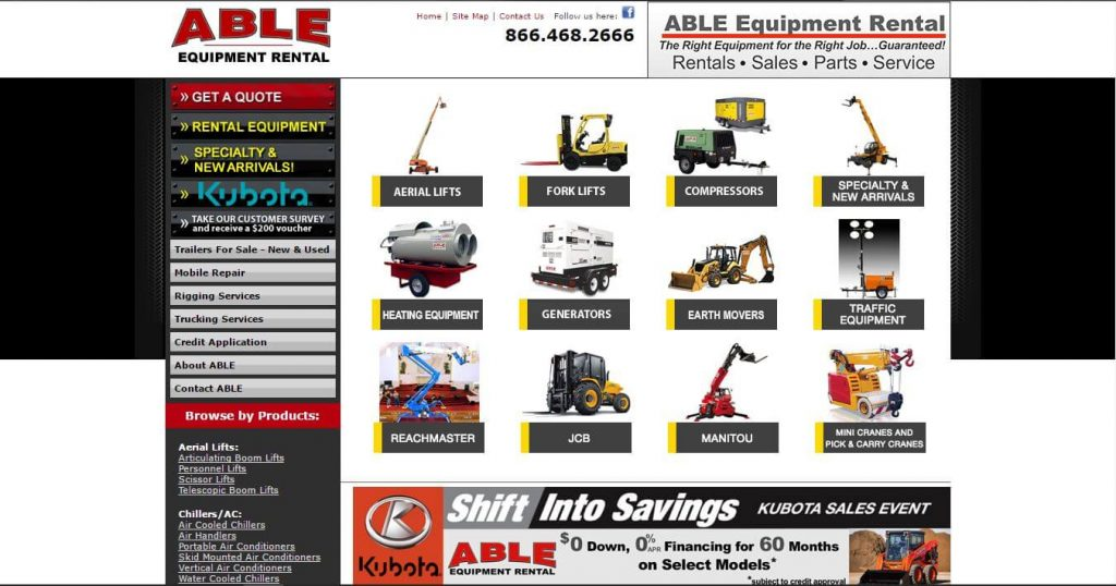 15 Heavy Equipment Rental New York Contractors