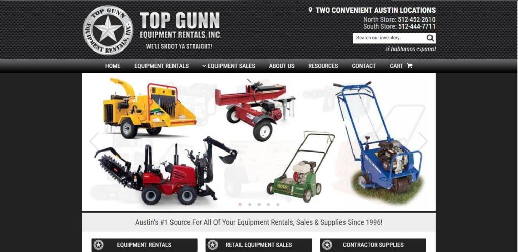 8 Lawn Equipment Rental Austin Companies