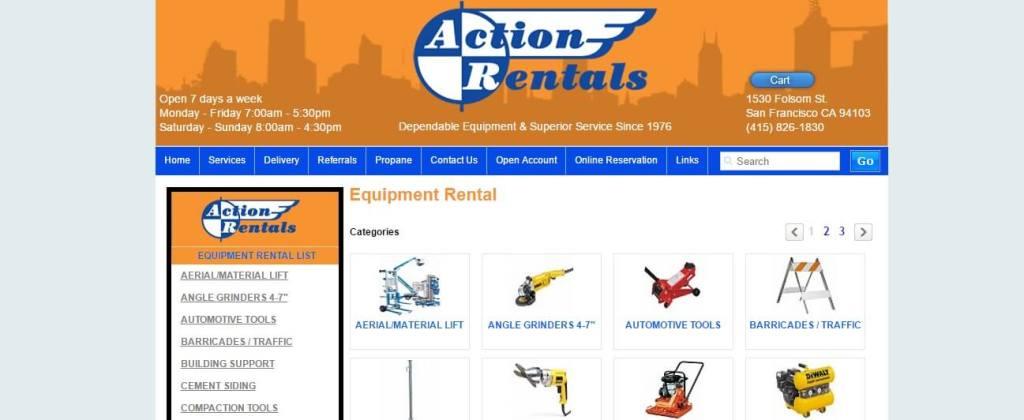 Action Rentals