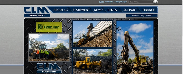 construction equipment rental louisiana clm equipment