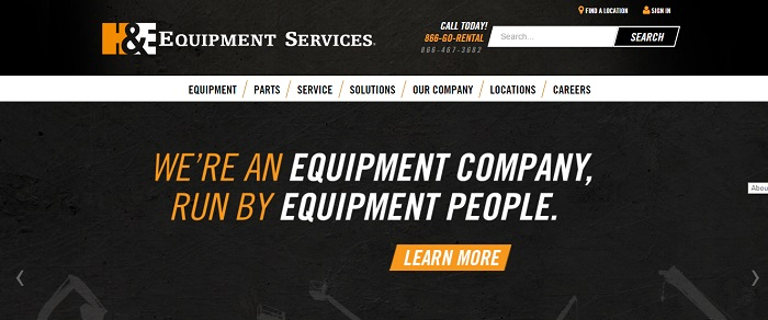 H&E Equipment Services Arizona