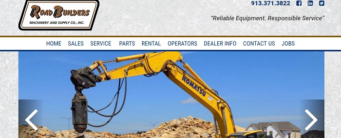 road bulders equipment rental nebraska