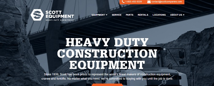 construction equipment rental mississippi