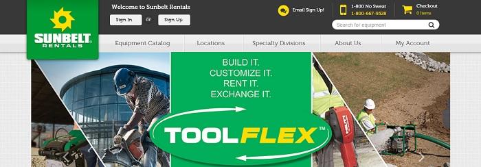 construction equipment rental Oregon