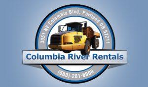 heavy equipment rental Portland Oregon