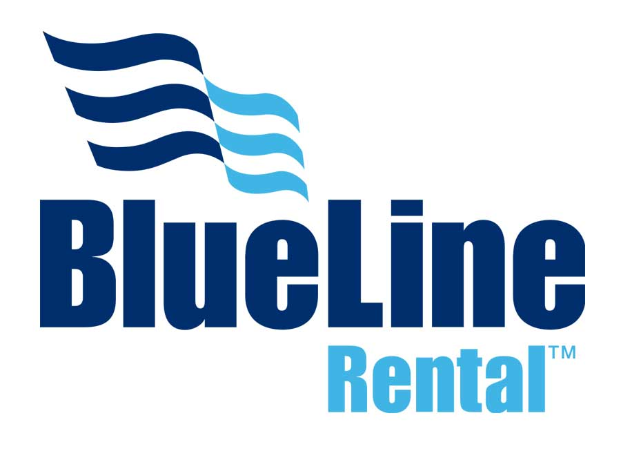 BlueLine Rental logo