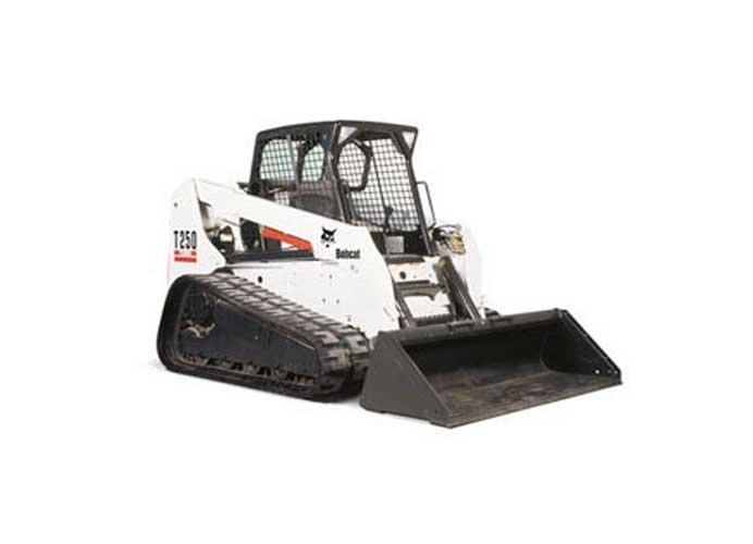 ahern earth moving bobcat