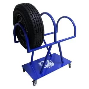 Carro Portallantas Tire Trolley TT-02