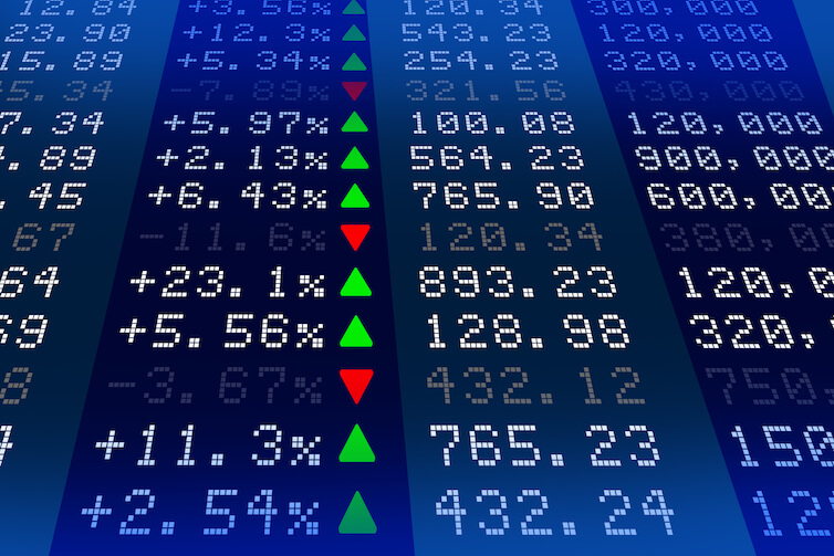 Bildresultat för stock market