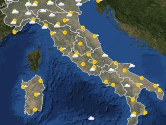 italia meteo