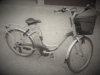 e-bike usata