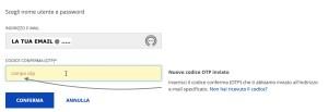 email per spid poste