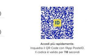 accesso inps con poste id - inserimento nome e password