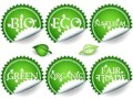 13647119-collection-de-stickers-fun-teinte-verte-avec-differents-messages-sur-le-developpement-durable-ou-env