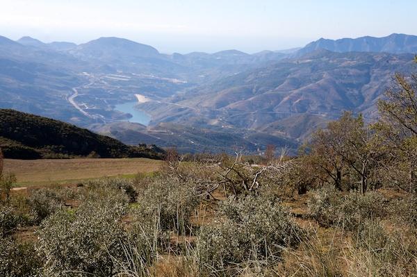 Alpujarras views