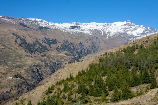 Spain Sierra Nevada