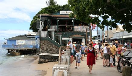 Maui Lahaina Town Equitrekking Travel