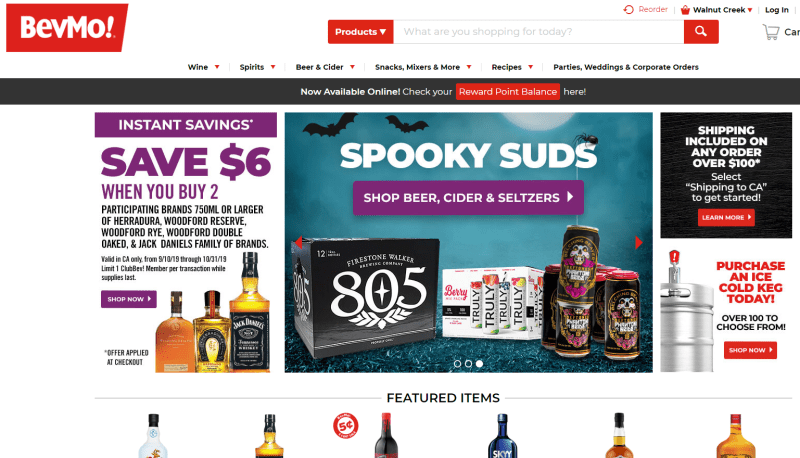 beverage company deals