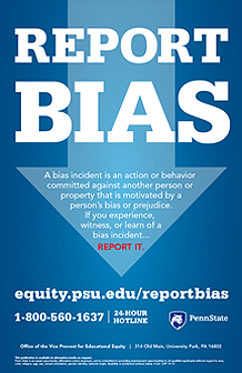 Report Bias — Office of the Vice Provost for Educational ...