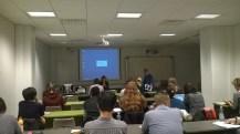Joint seminar at EDU