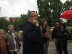 Sightseeing with Jussi Hanska (3)