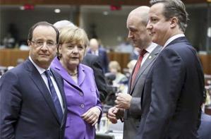 Cierra la cumbre de líderes de la UE con compromisos escuálidos en cambio climático y energía