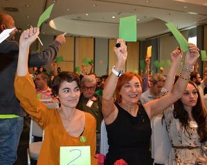 EQUO aprueba en Asamblea 7 resoluciones básicas que refuerzan los derechos de la ciudadanía