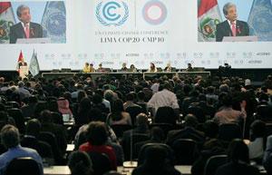 EQUO alerta de la falta de avances en la Cumbre del Clima