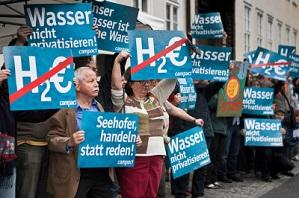 El Parlamento Europeo respalda la iniciativa ciudadana sobre el derecho al agua