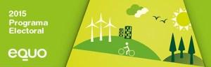 Programa Electoral: Un nuevo modelo económico sostenible basado en la economía verde