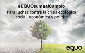 EQUO acepta la propuesta de Podemos y participará en sus listas a las elecciones generales