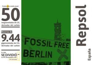 Repsol: Uno de los mayores contaminadores de Europa