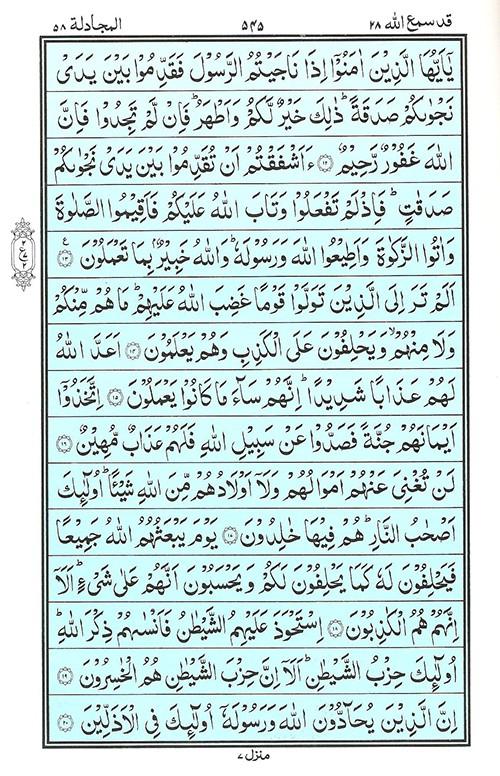 Surat Al Mujadilah : surat, mujadilah, Surat, Mujadila, EQuranacademy