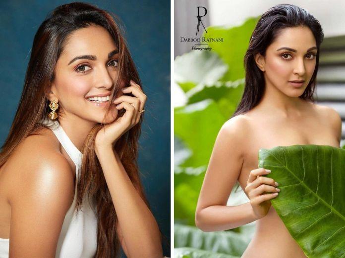 Kiara Advani Topless Photo shoot पर हो गईं ट्रोल