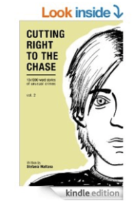 Cutting Right to the Chase Vol.2 ebook amazon libri gialli storia in giallo