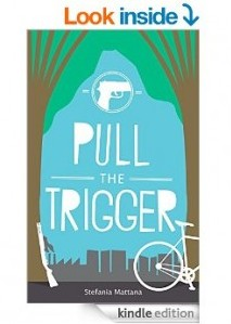 Pull The Trigger, mystery and suspense book