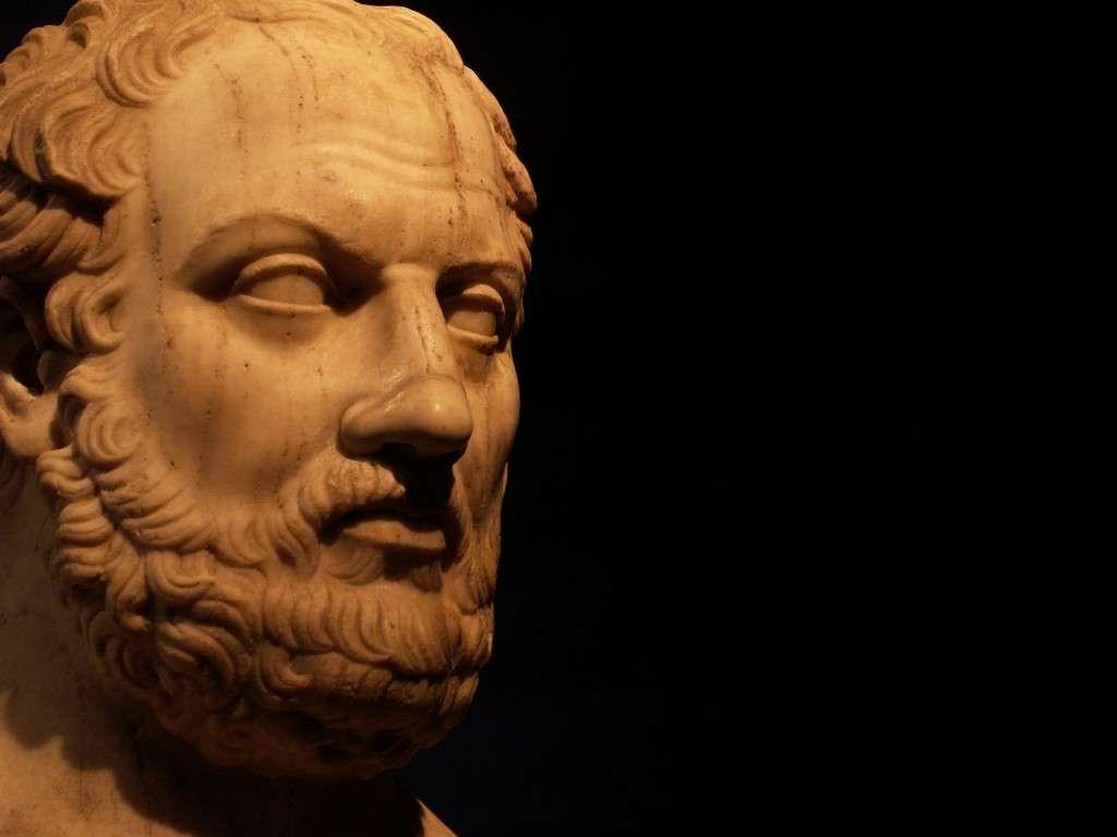 Ο Θουκυδίδης (περίπου 460 -398 π.Χ.) ήταν αρχαίος Έλληνας στρατηγός και ιστορικός, παγκοσμίως γνωστός για τη συγγραφή της Ιστορίας του Πελοποννησιακού Πολέμου. Πρόκειται για ένα κλασικό ιστορικό έργο, το πρώτο στο είδος του, που αφηγείται τα γεγονότα του πολέμου μεταξύ της Αθήνας και της Σπάρτης