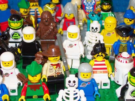 Ανθρωπάκια LEGO