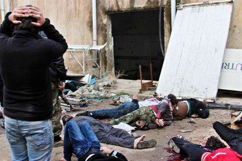 Σφαγή Χριστιανών στο Ιράκ από την οργάνωση ISIS