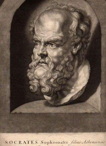 Paul Rubens & Paulus Pontius - Socrates Sophronisci Filius Atheneisis