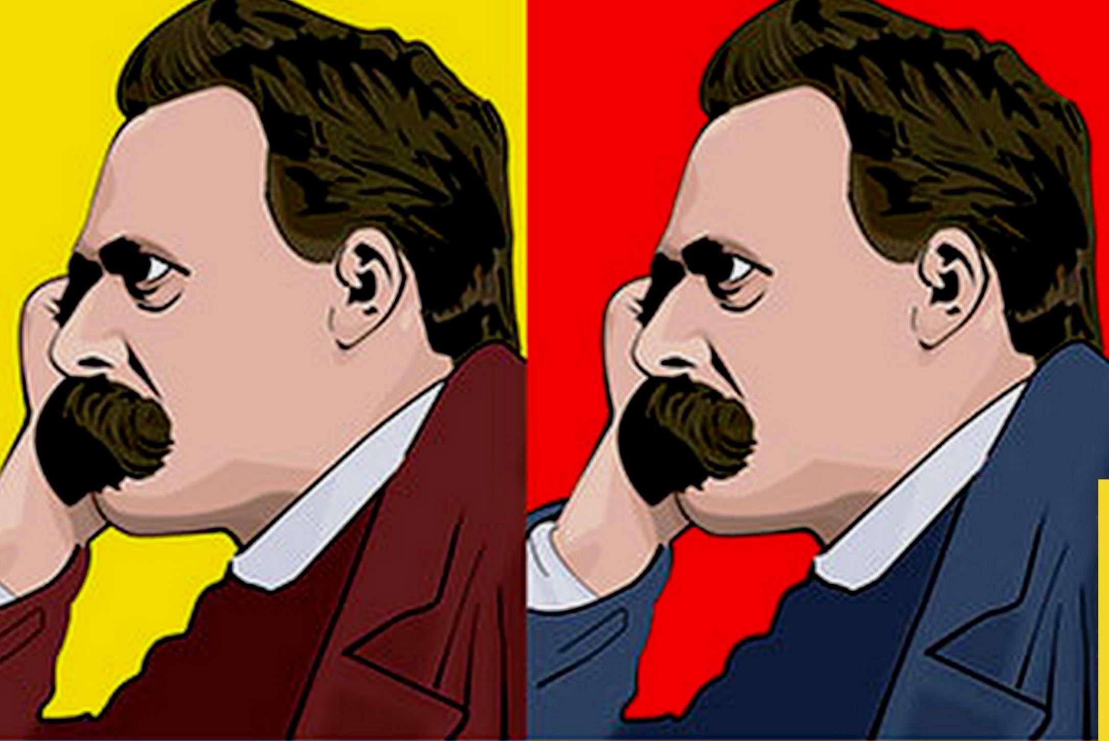 Ο Φρίντριχ Βίλχελμ Νίτσε (γερμ. Friedrich Wilhelm Nietzsche) (Ραίκεν, 15 Οκτωβρίου 1844 - Βαϊμάρη, 25 Αυγούστου 1900)