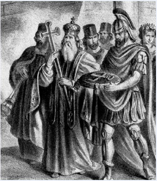 Ο Νικόλαος Α' ο Μυστικός (852 - 11 Μαΐου 925) ήταν Πατριάρχης Κωνσταντινουπόλεως
