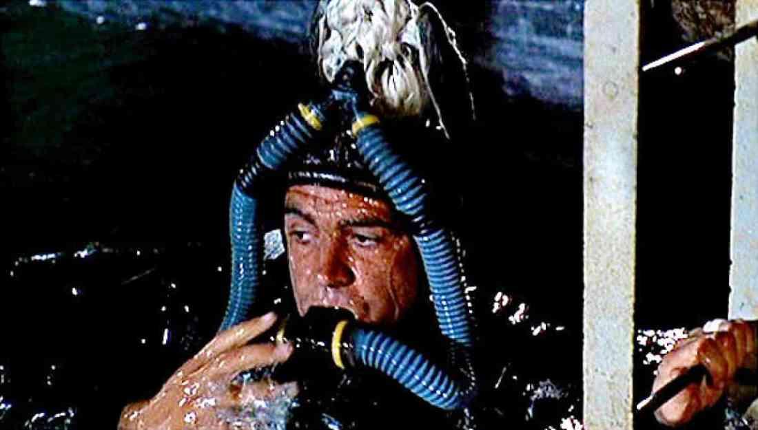 James Bond - SCUBA Story by Eran Thomson Writer, Screenwriter, Storyteller, Man of Action and Mischief